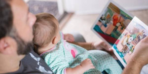 Папа попал: что дает ребенку отец