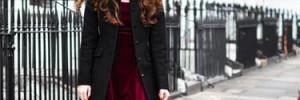 Холодная принцесса: в чем пойти на свидание дождливой осенью