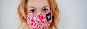 Маша Цигаль возобновила выпуск масок для лица своего бренда