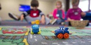 Мамочка, постой: как пережить адаптацию в детском саду