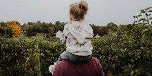 Мой папа лучший: о важности отца в жизни малыша