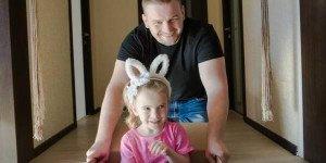 Курс на сближение: как подружить мужчину с малышом