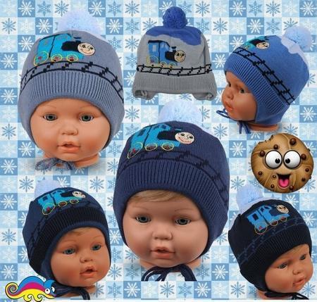Детские головные уборы для новорожденных и малышей